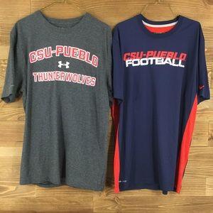 CSU - Pueblo ThunderWolves Team Shirts
